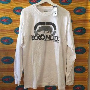 Mens Ecko Unltd long sleeve shirt